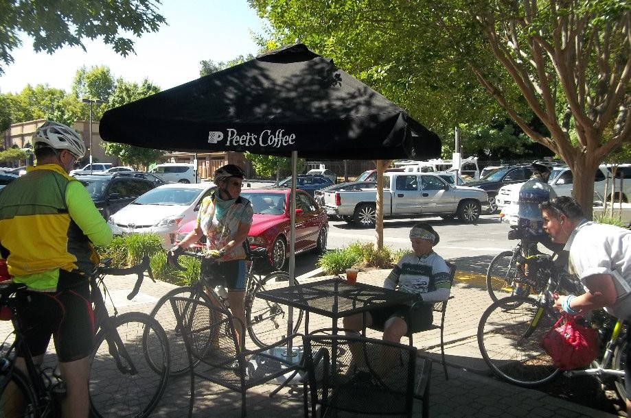 Trip photo #3/5 Stop at Peet's Coffee in Danville