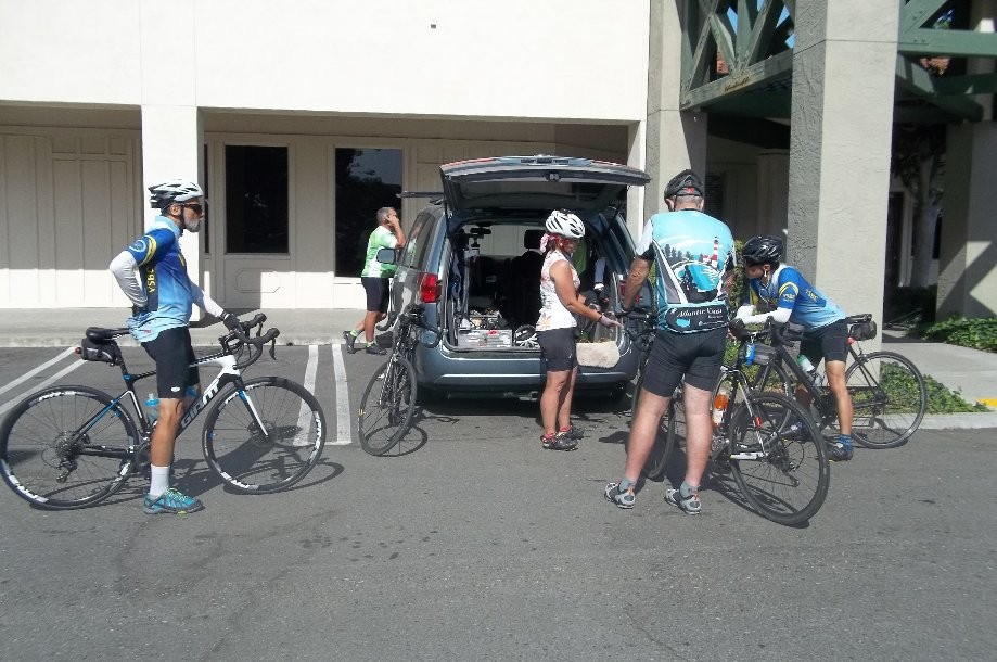 Trip photo #1/9 Start from Dublin location of Livermore Cyclery