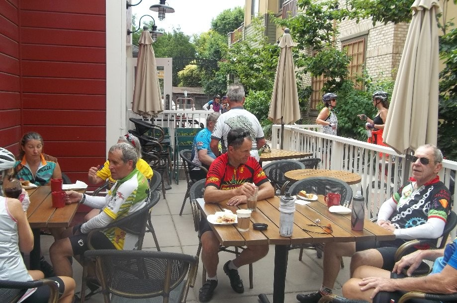 Trip photo #4/5 Refreshments at Basque Boulangerie