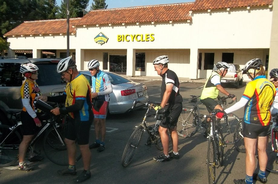 Trip photo #1/6 Start from Livermore Cyclery in Dublin