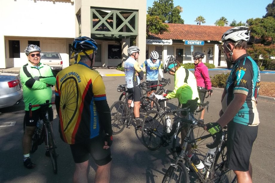 Trip photo #1/9 Start from Livermore Cyclery