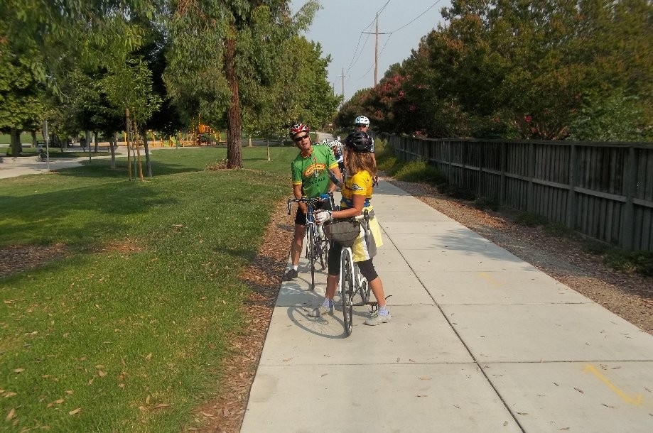 Trip photo #2/9 Iron Horse trail through Pleasanton