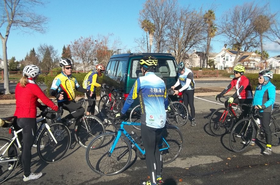 Trip photo #1/15 Ride start from Diablo Vista Park