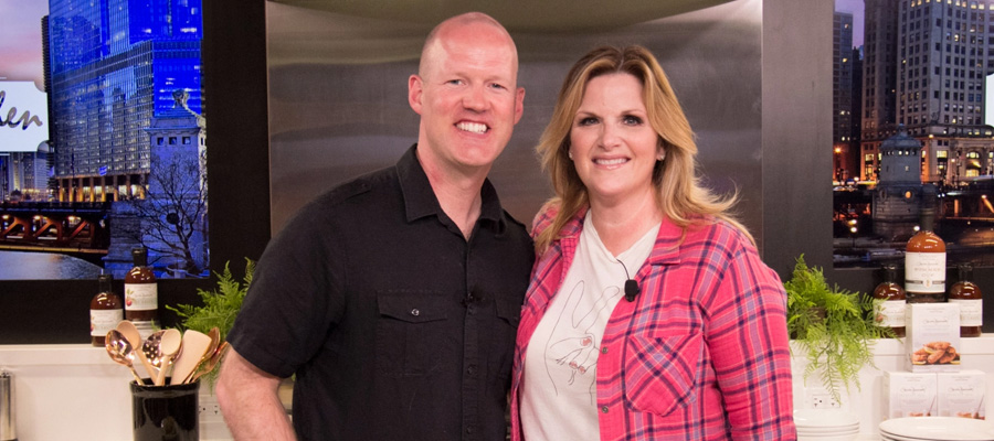 'Summer In A Cup' With Trisha Yearwood Live In The CBS Radio Culinary Kitchen
