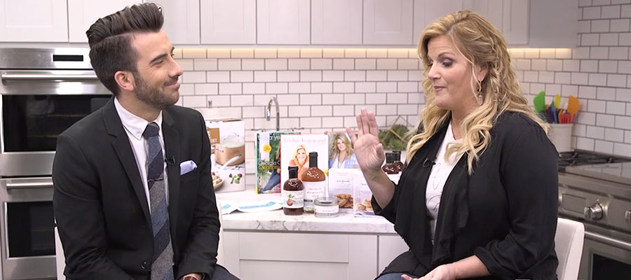 Trisha Yearwood on How She 'Knew' She'd Be a Singer