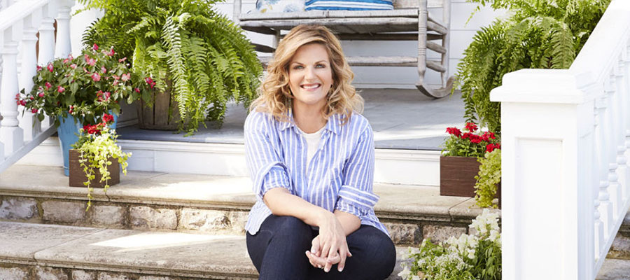 A Day In The Life of Trisha Yearwood
