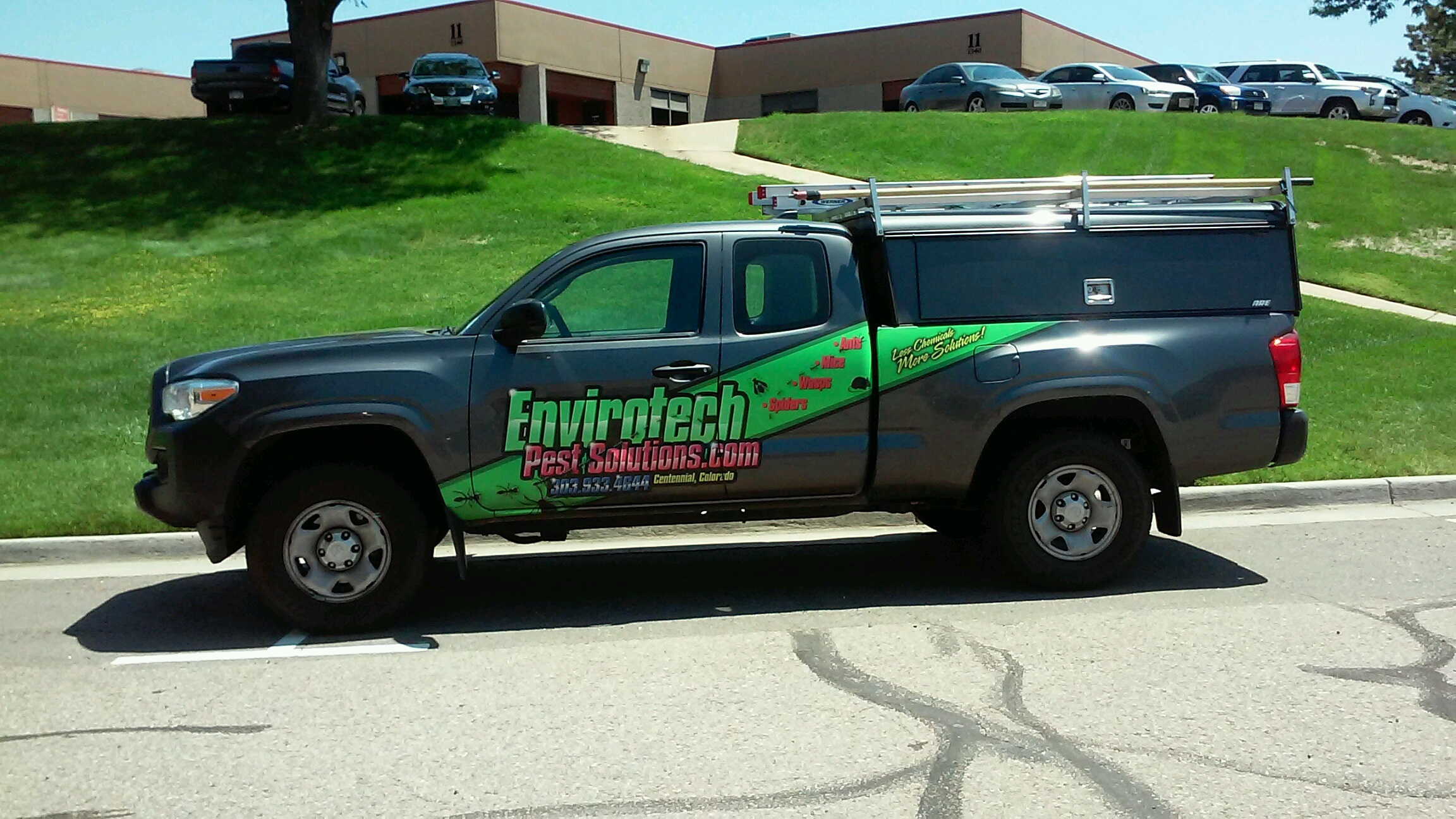 Colorado's Top Rated Local® Pest Control Business Award Winners: Envirotech Pest Solutions