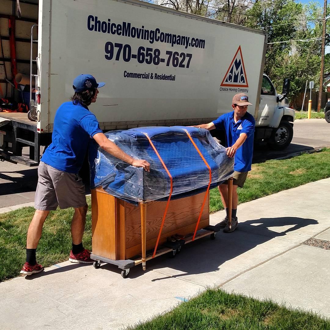 Colorado's Top Rated Local® Moving Company Award Winner: Choice Moving Company
