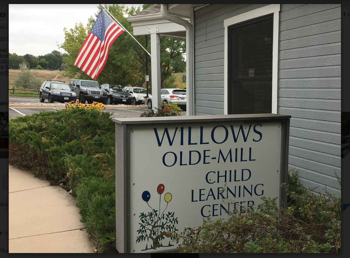 Colorado's Top Rated Local® Child Care Award Winner: Willows Child Learning Centers