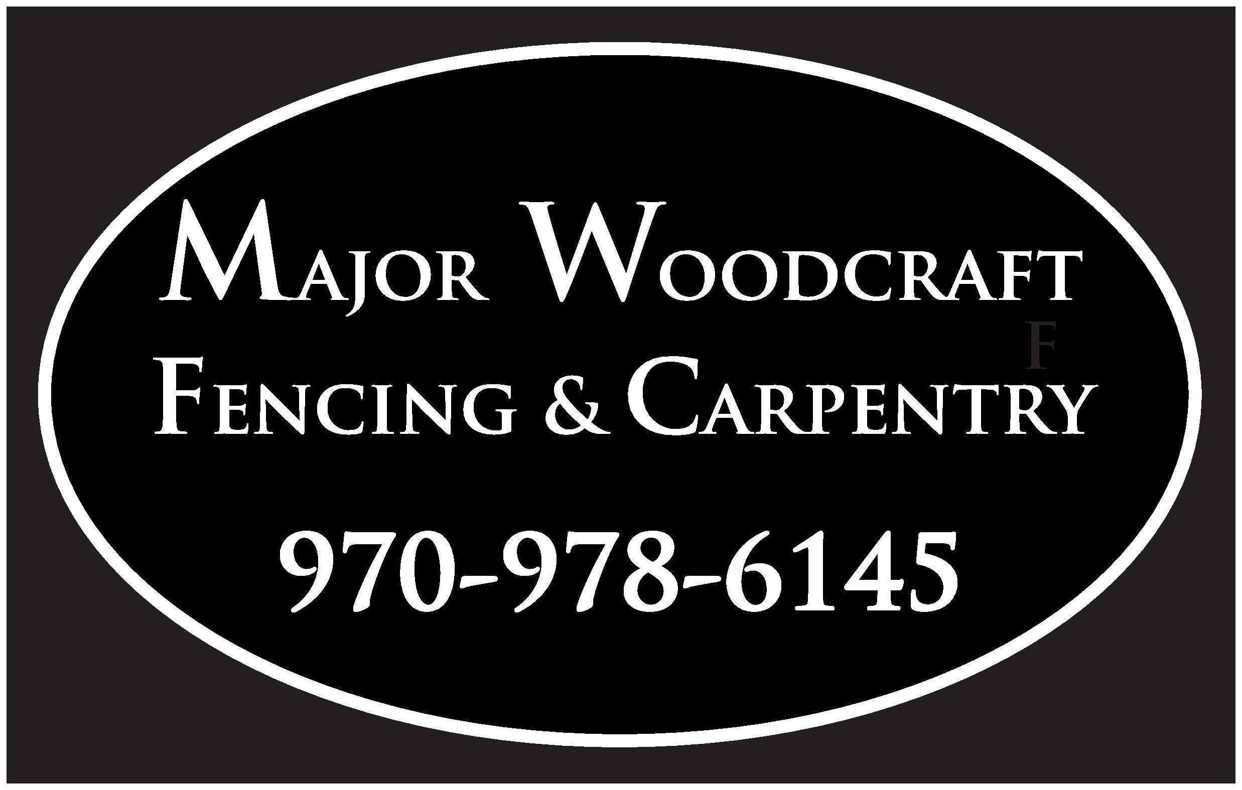 Colorado's Top Rated Local® Fencing Contractor Award Winner: Major Woodcraft LLC