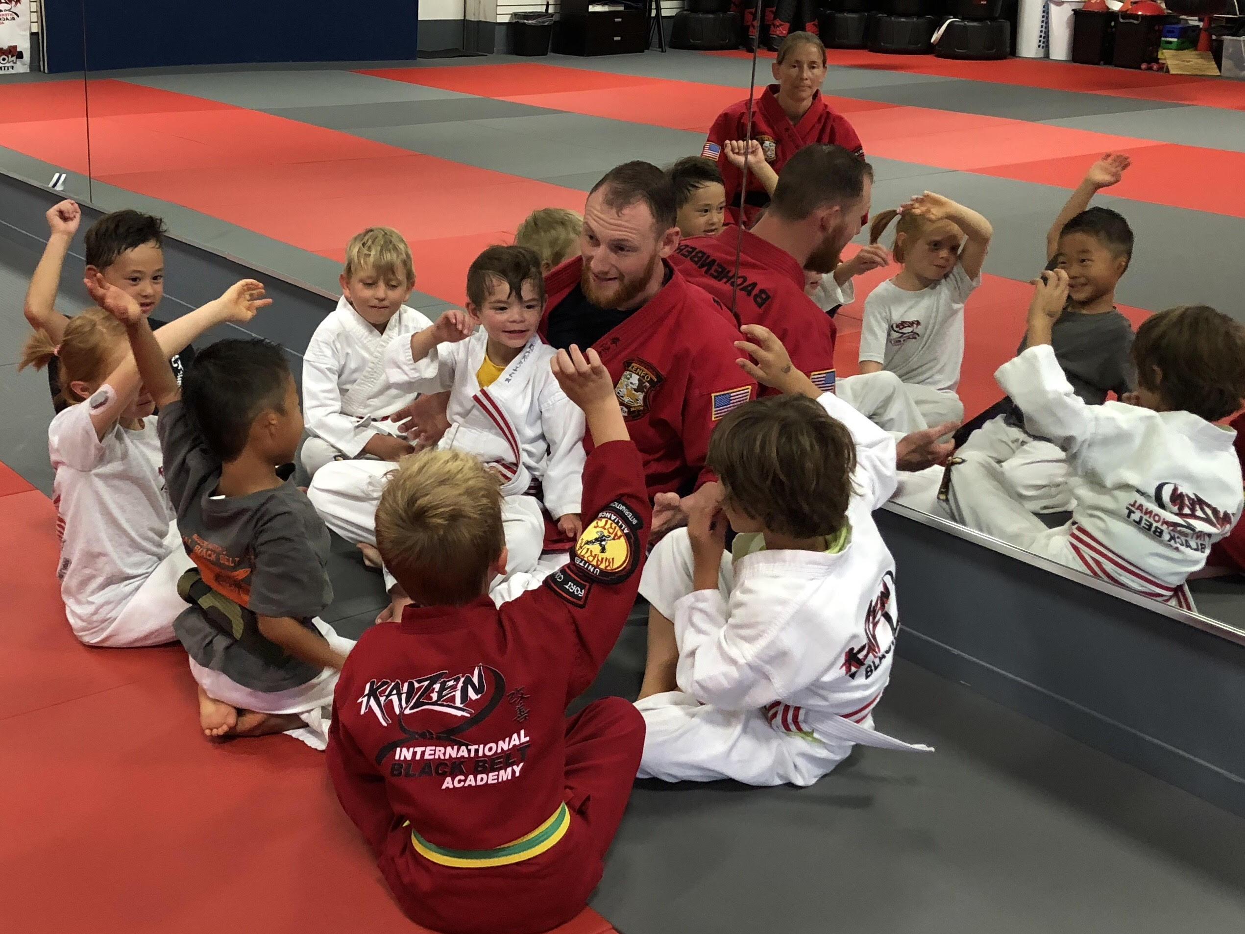 Colorado's Top Rated Local® Martial Arts Award Winner: Kaizen International Black Belt Academy