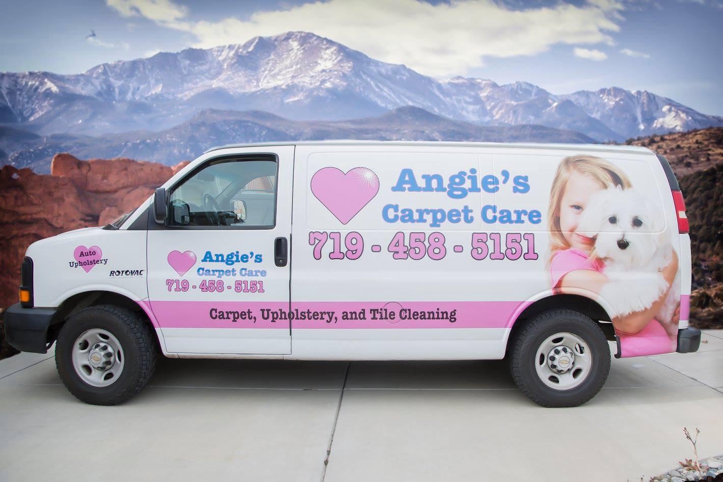 Colorado's Top Rated Local® Carpet Cleaning Award Winner: Angie's Carpet Care