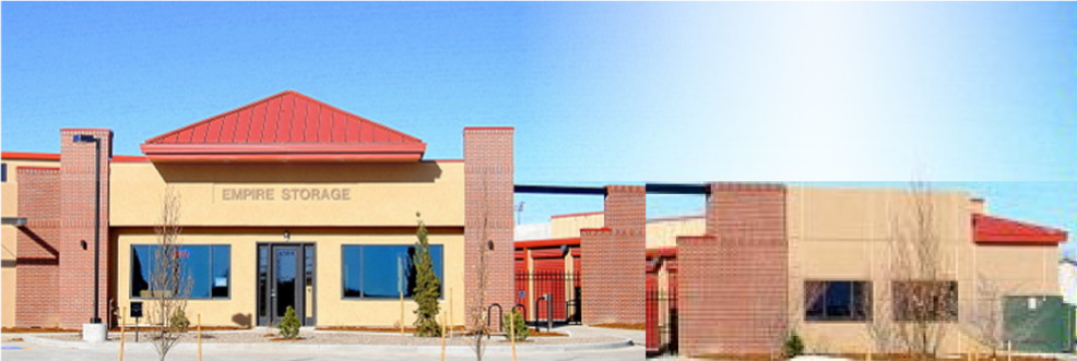Colorado's Top Rated Local® Self-Storage Center Award Winner: Empire Storage of Louisville