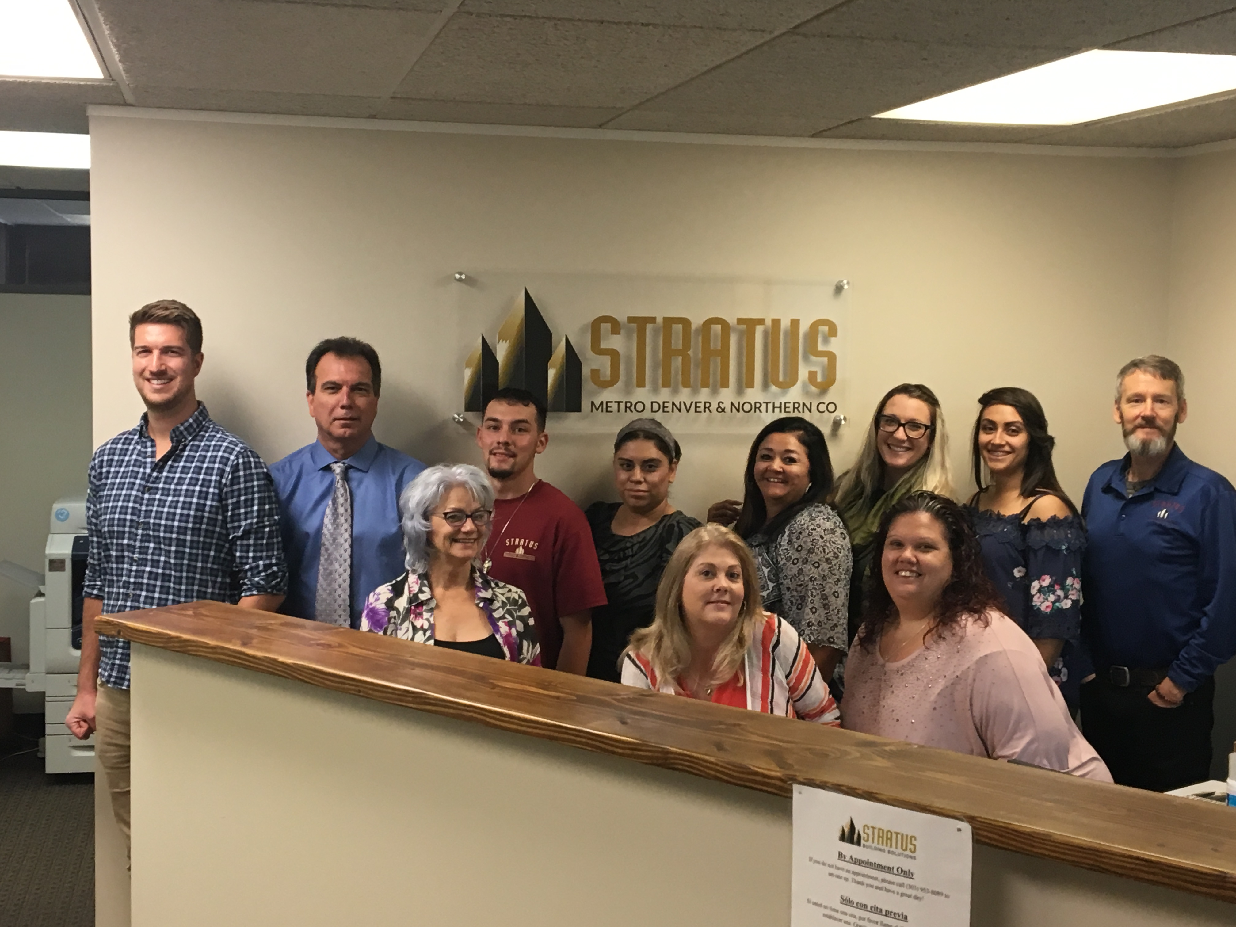 Colorado's Top Rated Local® Janitorial Companies Award Winner: Stratus Building Solutions