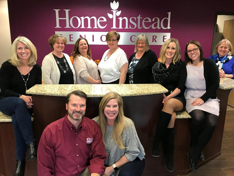 Colorado's Top Rated Local® Home Health Care Award Winner: Home Instead Senior Care