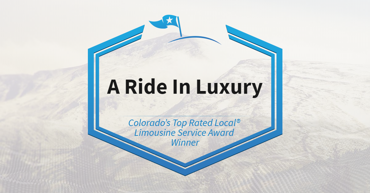 Colorado's Top Rated Local® Limousine Service Award Winner: A Ride In Luxury