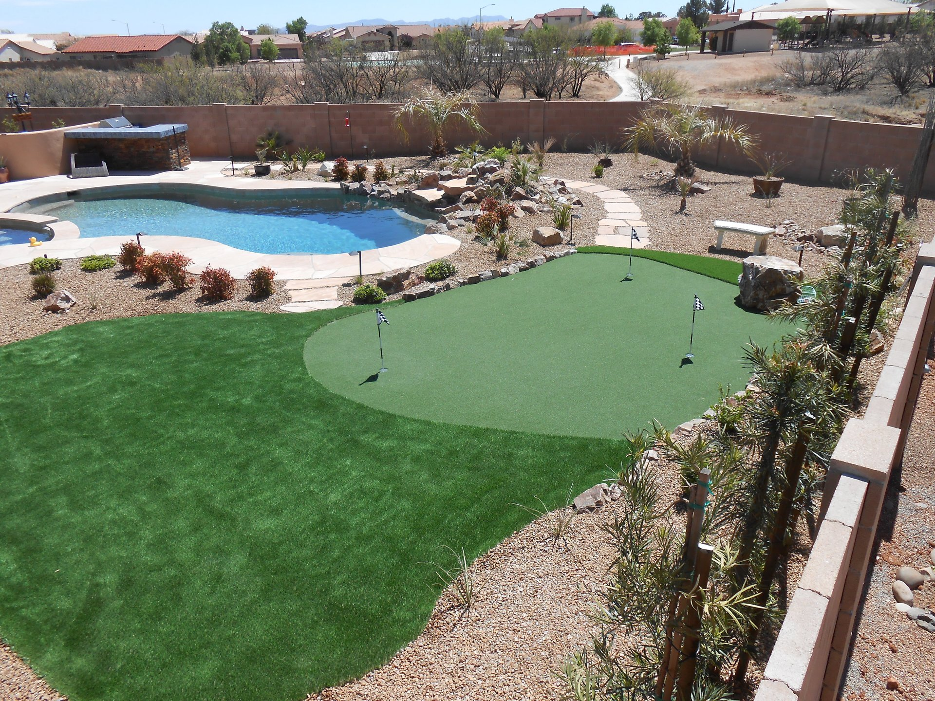 Arizona's Top Rated Local® Landscapers Award Winner: Grasshopper Landscaping