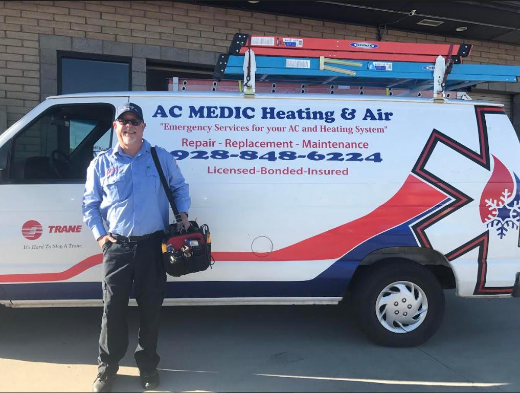 Arizona's Top Rated Local® HVAC Award Winner: AC Medic Heating & Air, LLC