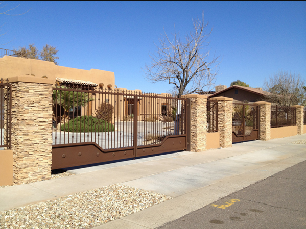 Colorado's Top Rated Local® Fencing Contractor Award Winner: Sunset Fence