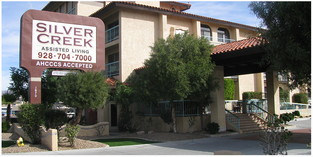 Arizona's Top Rated Local® Assisted Living Centers Award Winner: Silver Creek Assisted Living