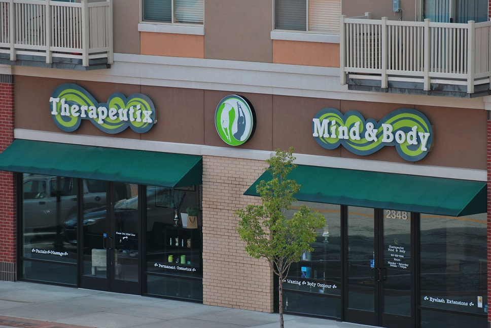 Utah's Top Rated Local® Beauty Salons and Spas Award Winner: Therapeutix Mind & Body