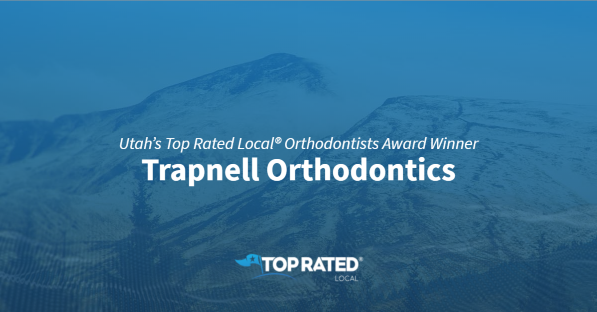 Utah's Top Rated Local® Orthodontists Award Winner: Trapnell Orthodontics