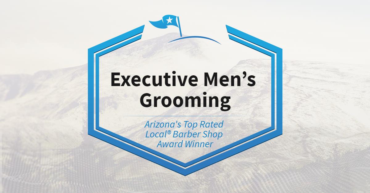 Top Rated Local® Barber Shop Award Winner: Executive Men's Grooming