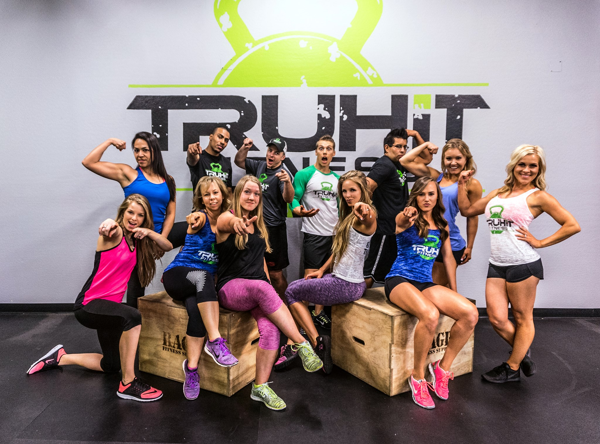 Arizona's Top Rated Local® Fitness Center Award Winner: TruHit Fitness Tempe