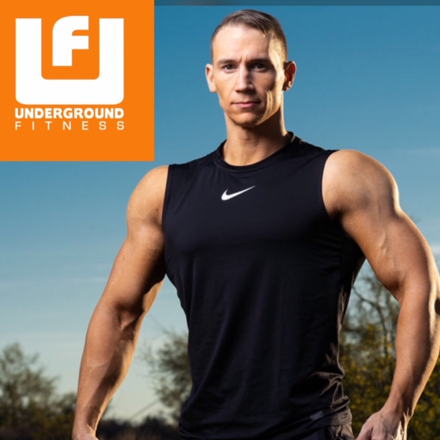 Arizona's Top Rated Local® Fitness Centers Award Winner: Underground Fitness