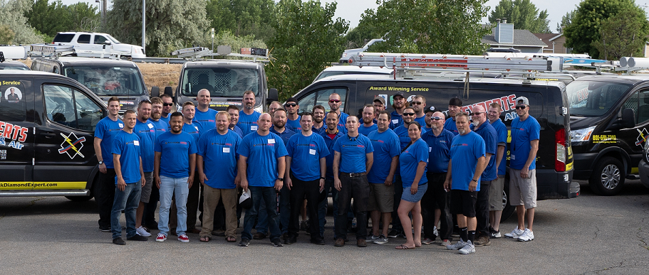 Utah's Top Rated Local® Electricians Award Winner: Black Diamond Electric, Plumbing, Heating and Air