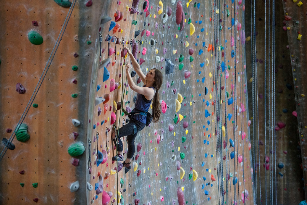 Utah's Top Rated Local® Fitness Centers Award Winner: Momentum Indoor Climbing Sandy