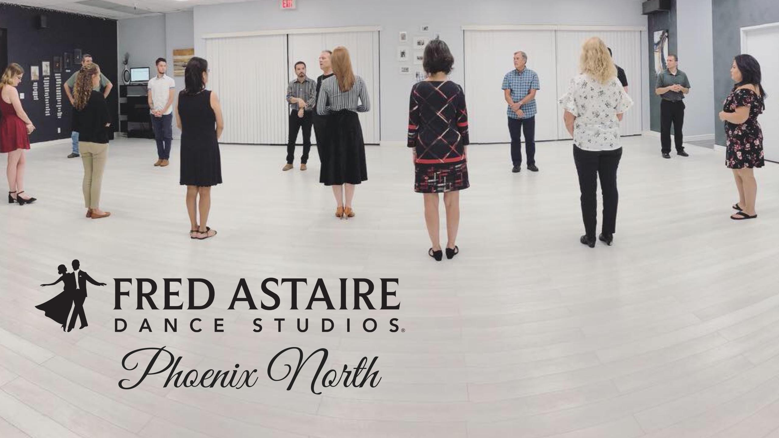 Arizona's Top Rated Local® Dance Schools and Studios Award Winner: Fred Astaire Dance Studio of Phoenix North