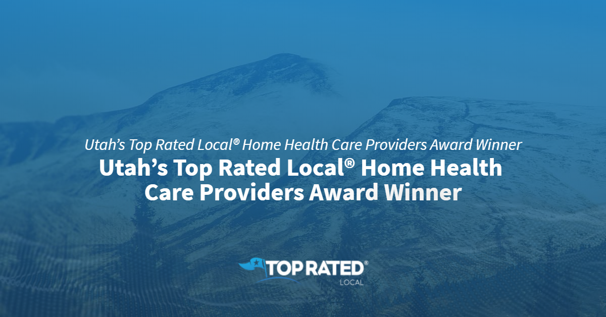 Utah's Top Rated Local® Home Health Care Providers Award Winner: Interim HealthCare® of Salt Lake City, UT