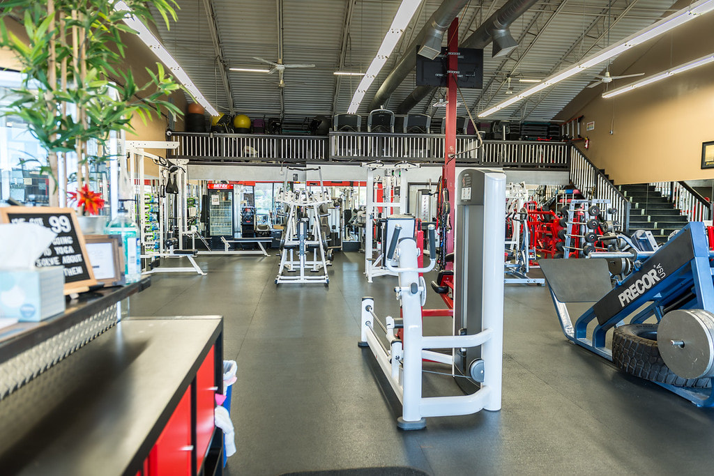 Utah's Top Rated Local® Fitness Centers Award Winner: Dialed In Fitness