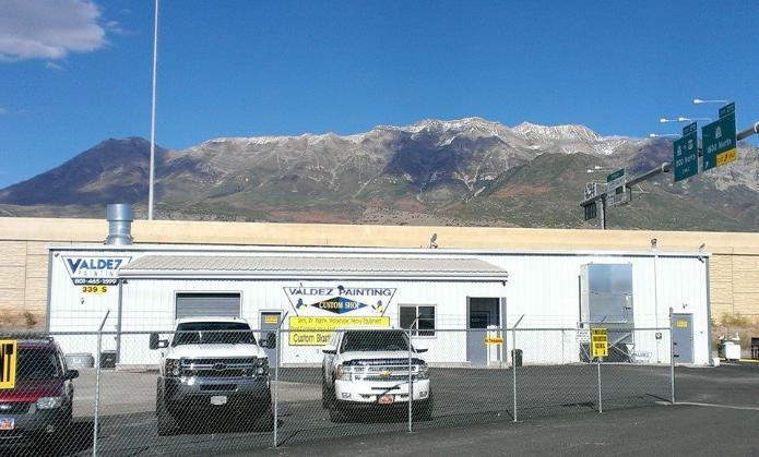 Utah's Top Rated Local® Painting Contractors Award Winner: Valdez Painting Inc