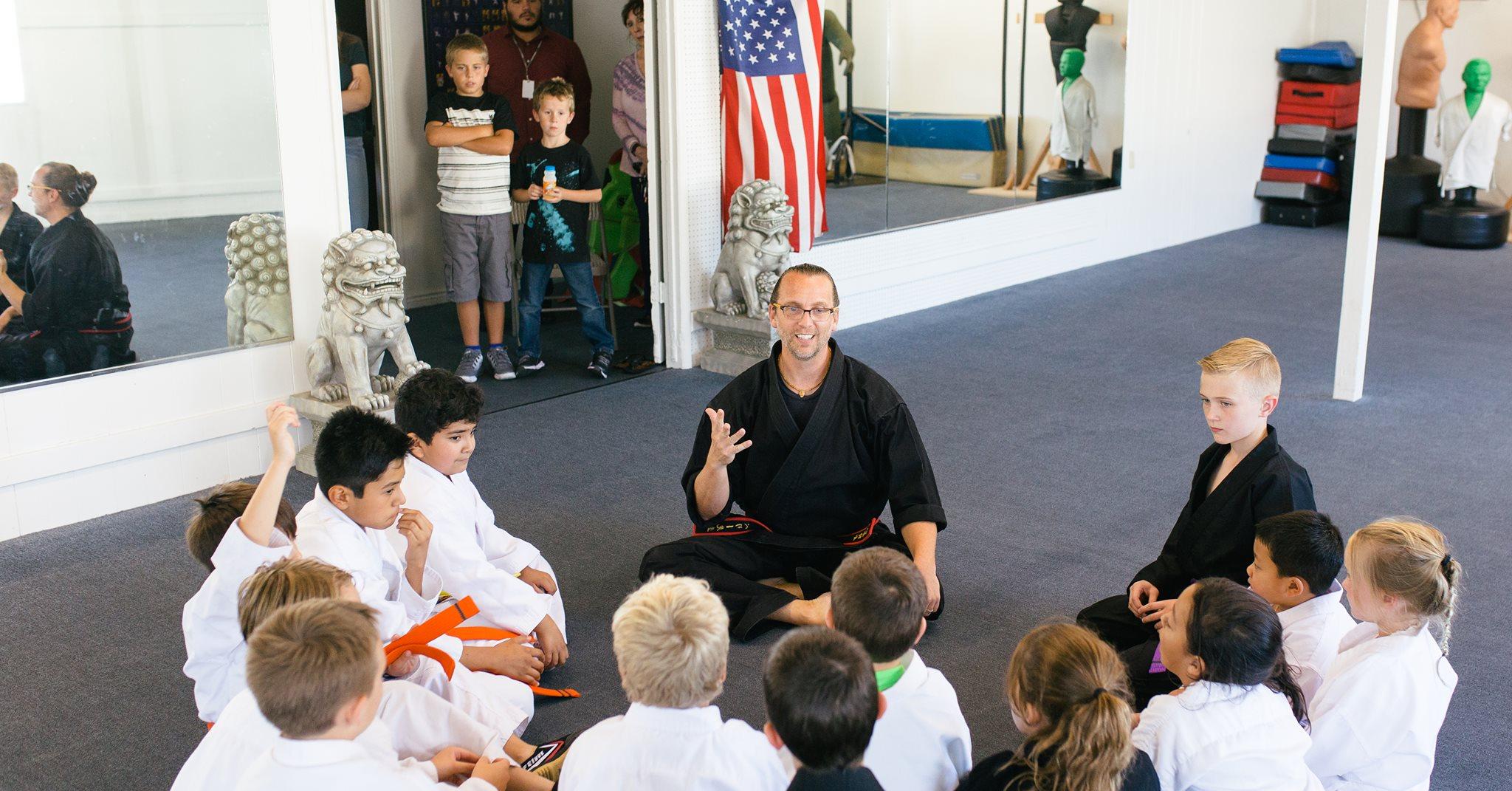 Utah's Top Rated Local® Martial Arts Award Winner: The Dojo – Perry's Martial Arts