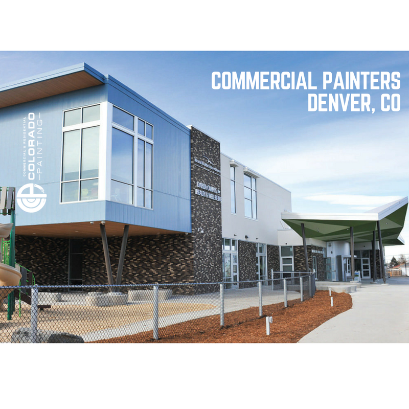 Colorado's Top Rated Local® Painting Contractors Award Winner: Colorado Commercial & Residential Painting