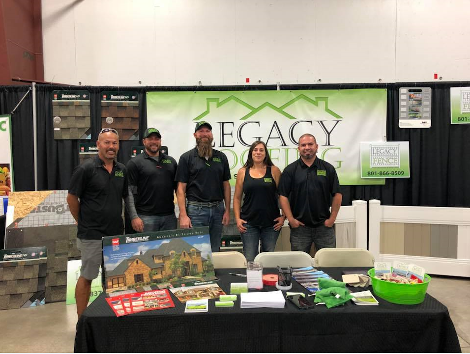 Utah's Top Rated Local® Roofing Contractors Award Winner: Legacy Roofing