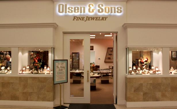Washington's Top Rated Local® Jewelry Store Award Winner: Olsen and Sons Fine Jewelry