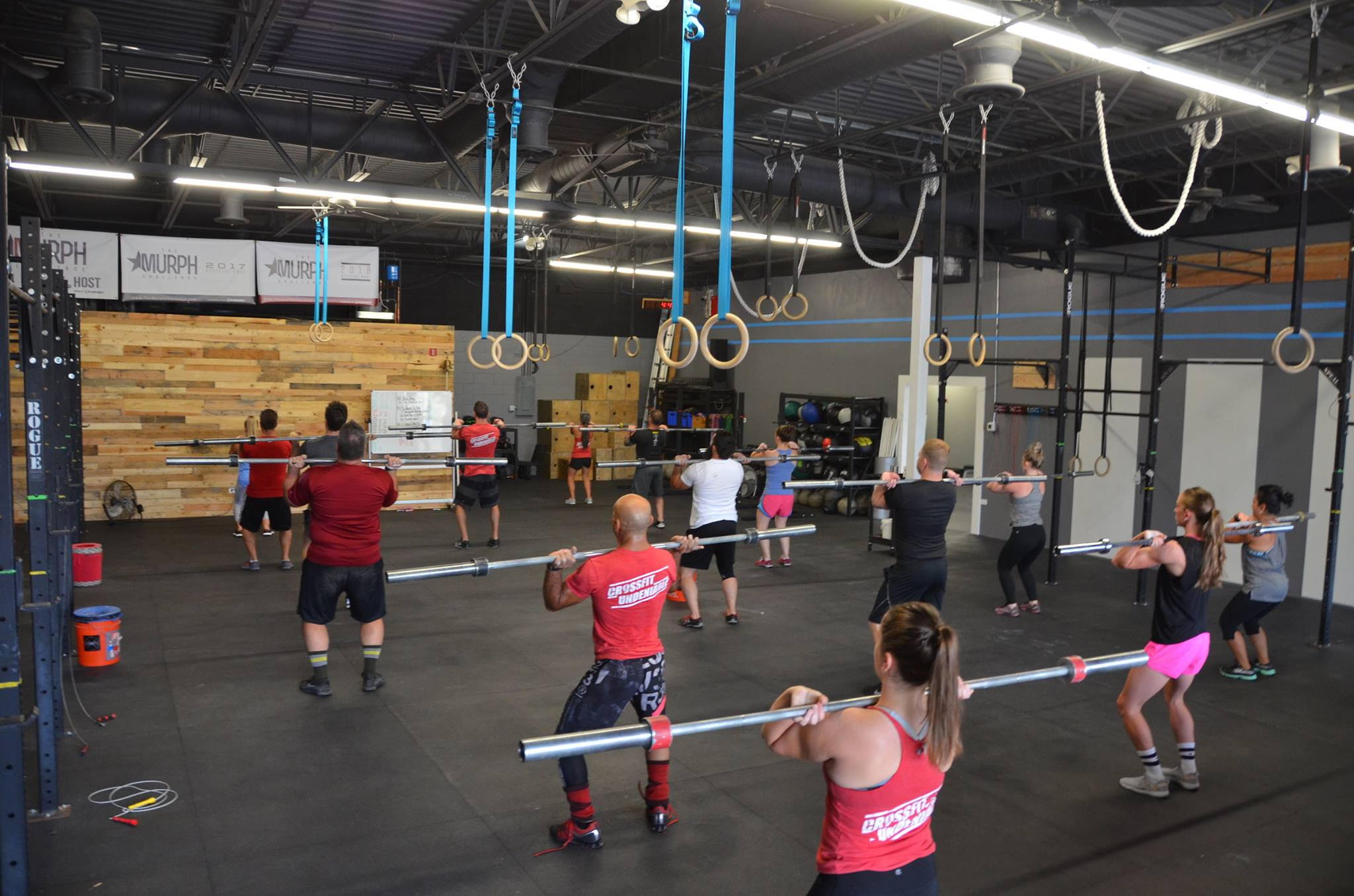 Colorado's Top Rated Local® Fitness Center Award Winner: CrossFit Undeniable