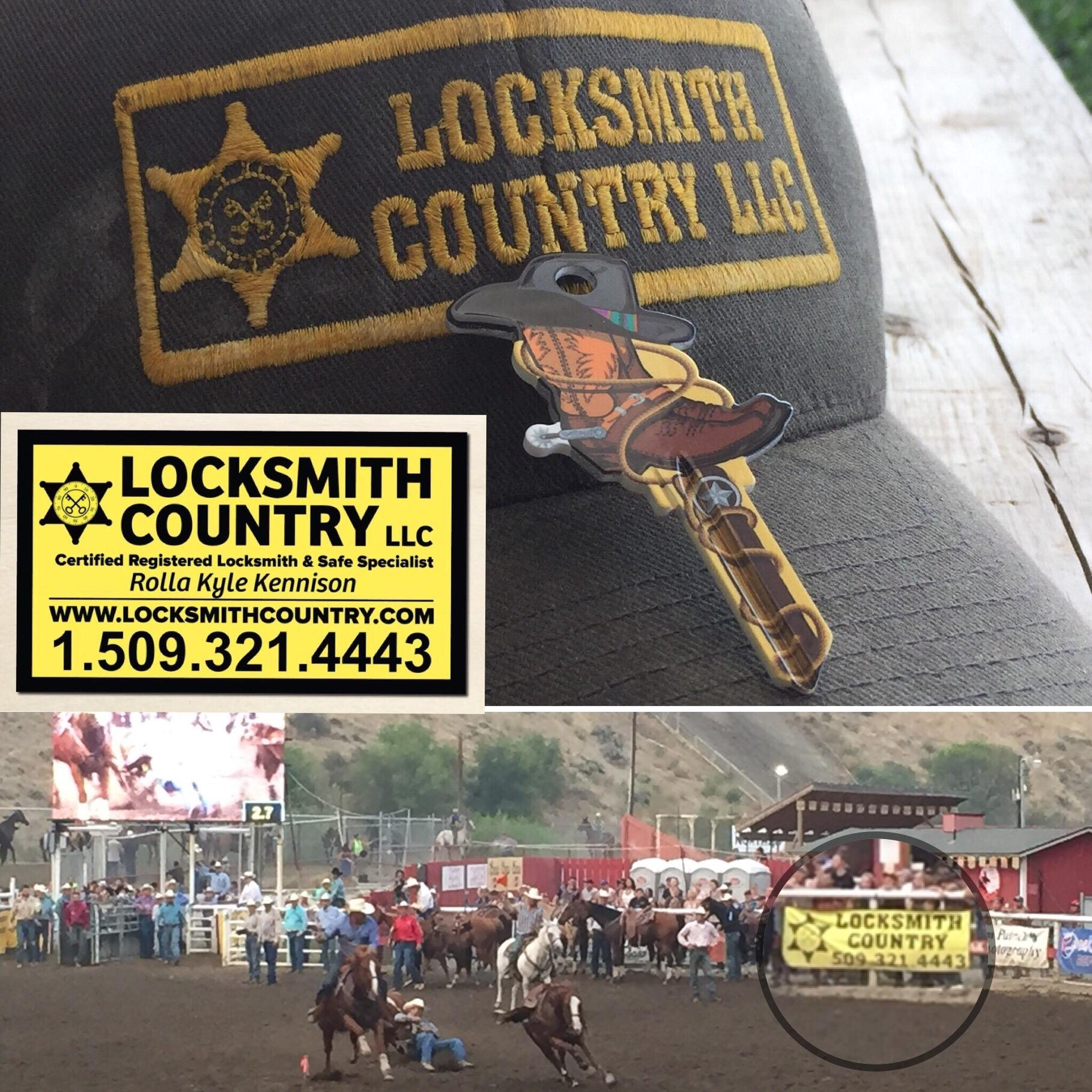 Washington's Top Rated Local® Locksmith Award Winner: Locksmith Country