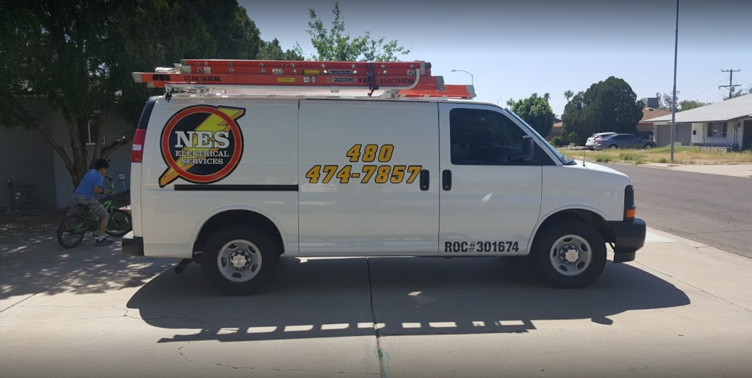 Arizona's Top Rated Local® Electrician Award Winner: NES Electrical
