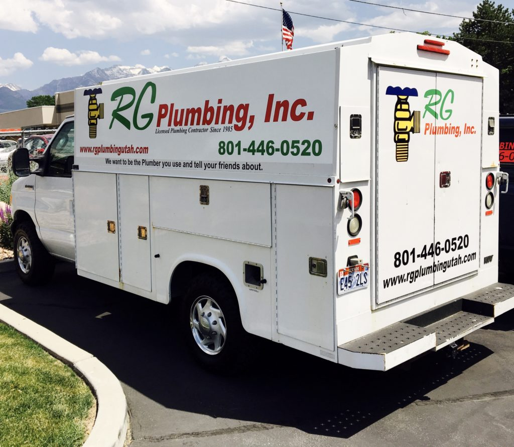 Utah's Top Rated Local® Plumbers Award Winner: RG Plumbing