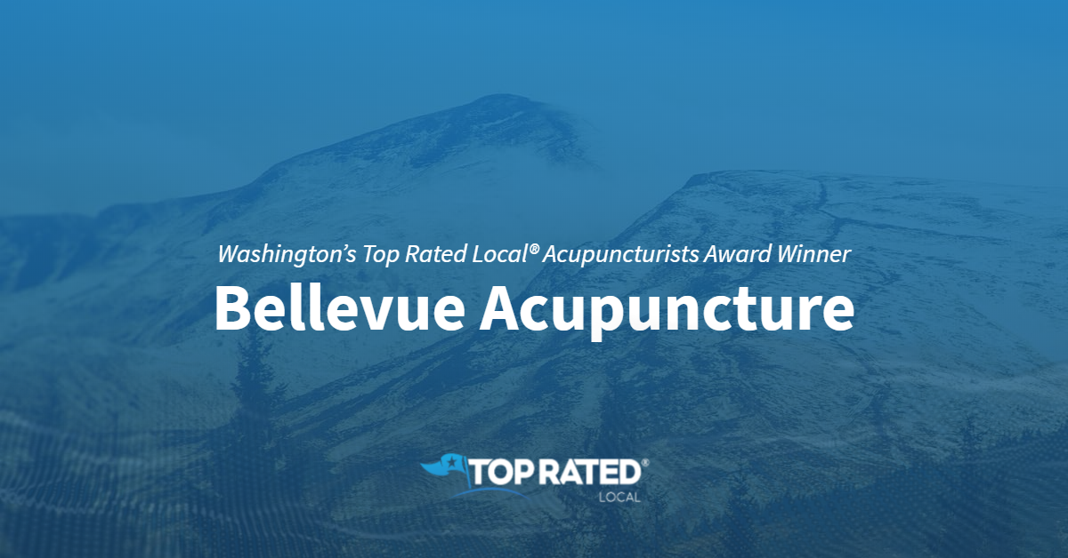 Washington's Top Rated Local® Acupuncturists Award Winner: Bellevue Acupuncture