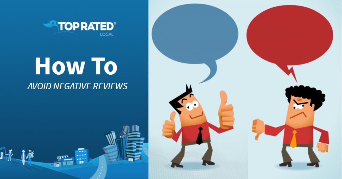 How to Avoid Negative Reviews