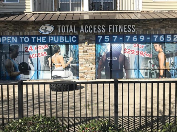 Virginia's Top Rated Local® Fitness Centers Award Winner: Total Access Fitness