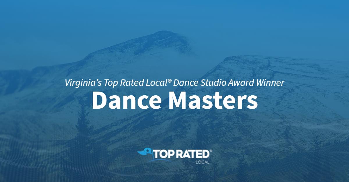Virginia's Top Rated Local® Dance Studio Award Winner: Dance Masters