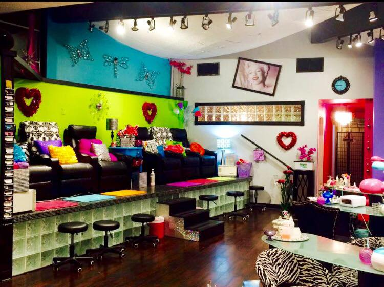 Colorado's Top Rated Local® Nail Salons Award Winner: Nailuxe Boutique