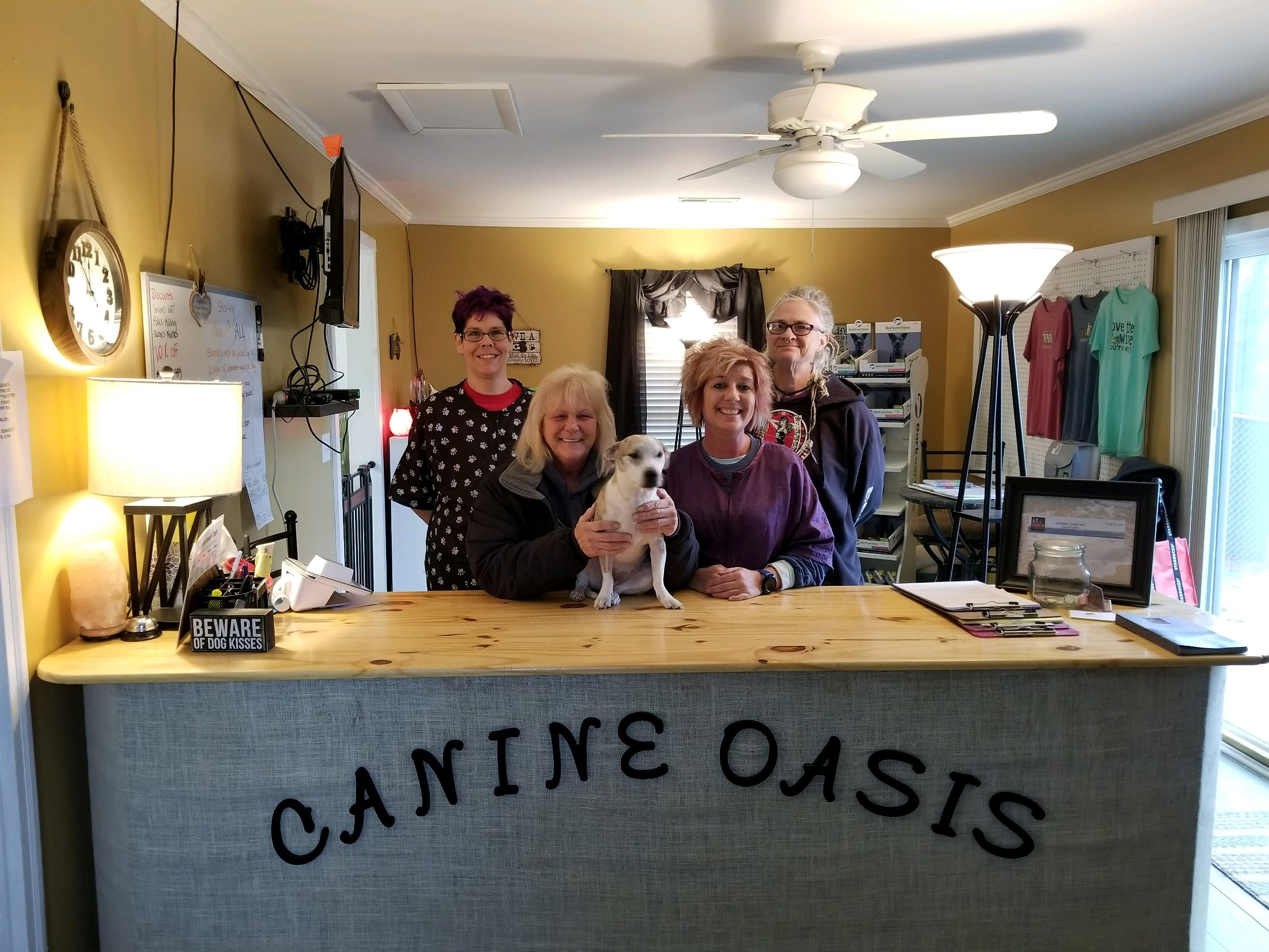 Alabama's Top Rated Local® Pet Groomers Award Winner: Canine Oasis & Country Club