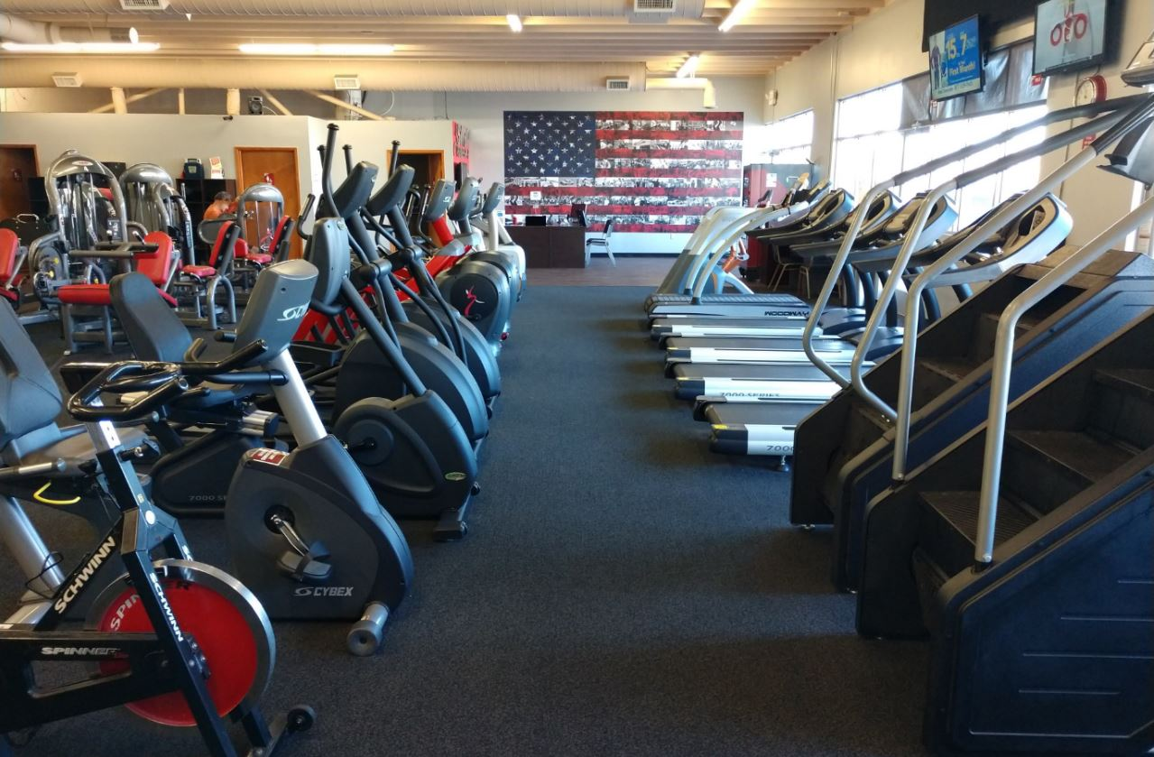 New Mexico's Top Rated Local® Fitness Centers Award Winner: Snap Fitness
